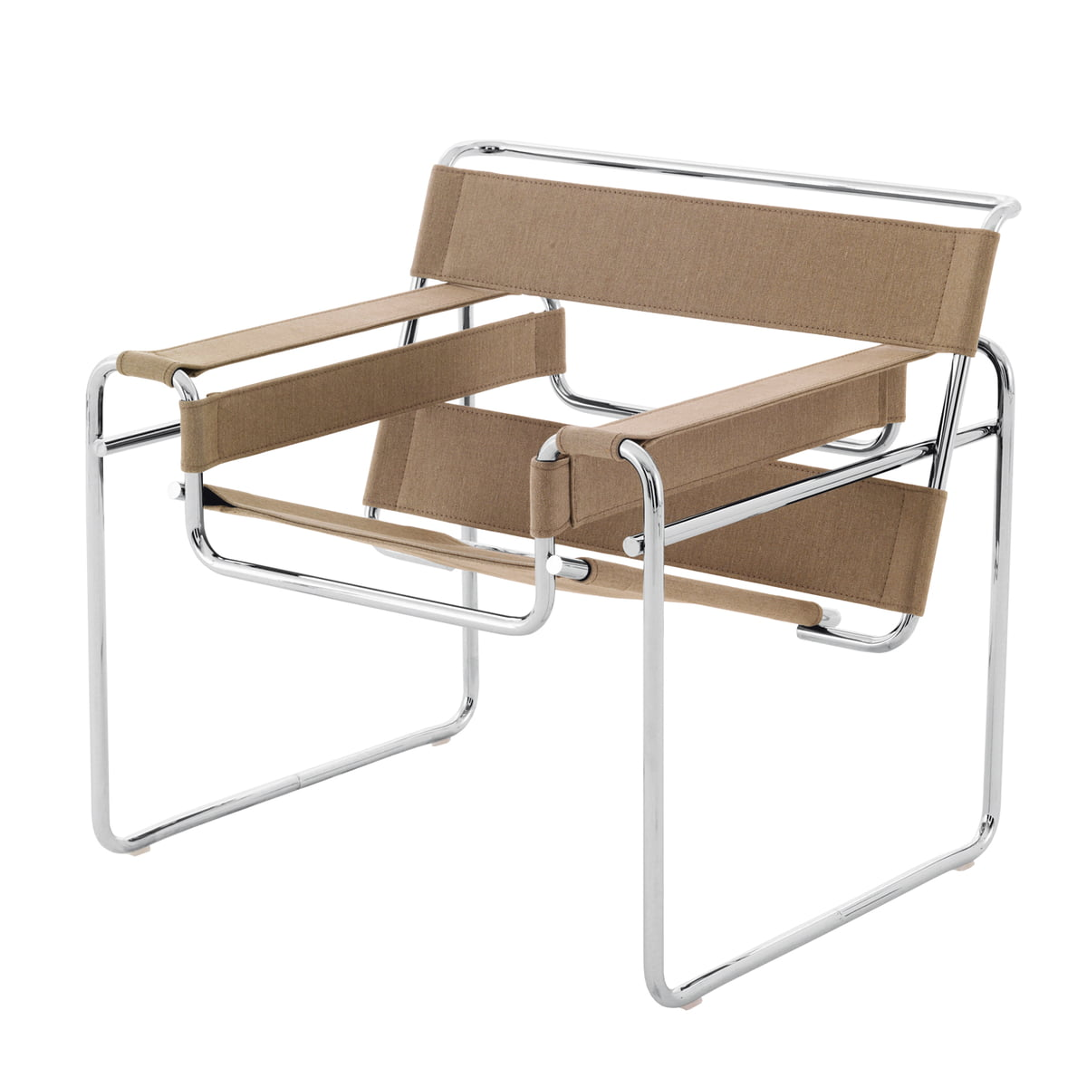 Knoll wassily segeltuch im wohndesign shop for Wohndesign shop