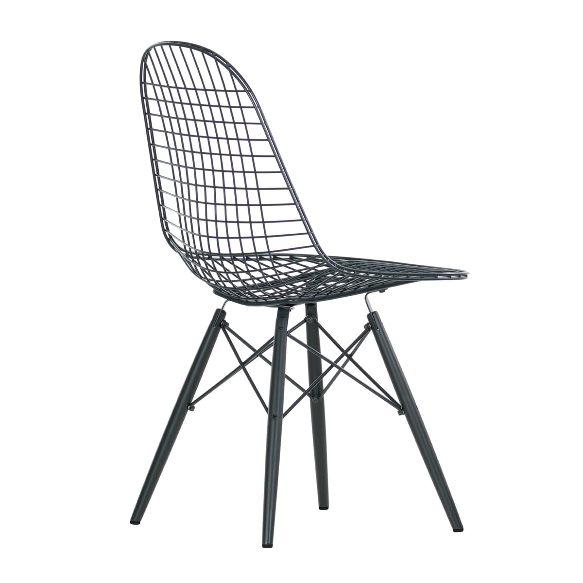Wire chair dkw von vitra im wohndesign shop for Vitra stuhle outlet