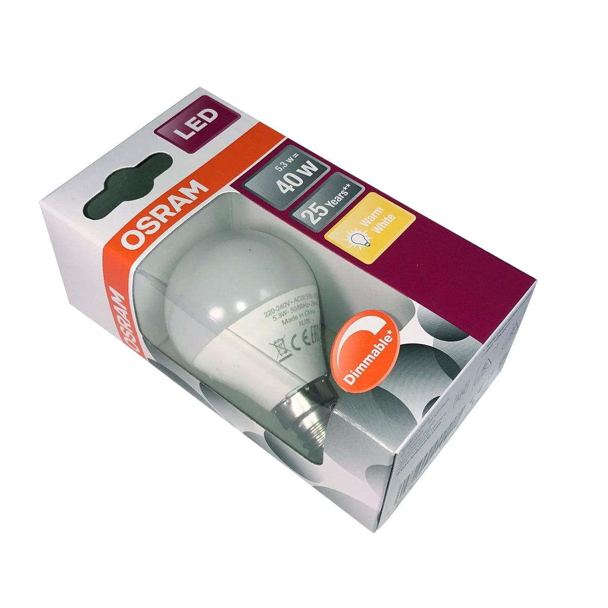 E14. Perfect Led E Filament Fadenlampe Kerze Watt Lm K Warm Wei V ...