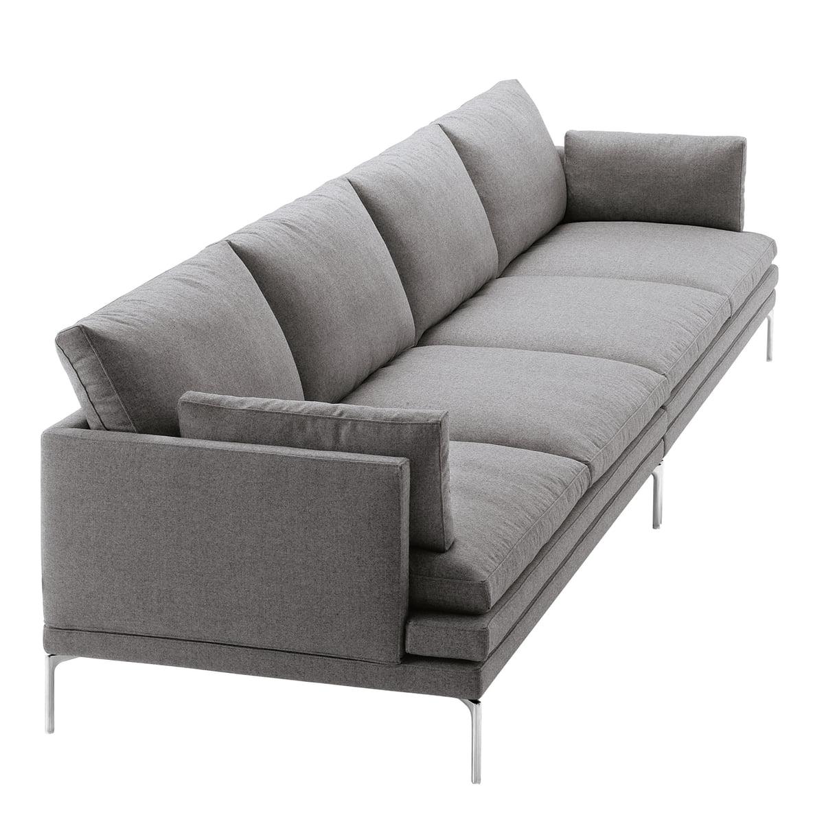 Zanotta Sofa William jetzt kaufen   Connox