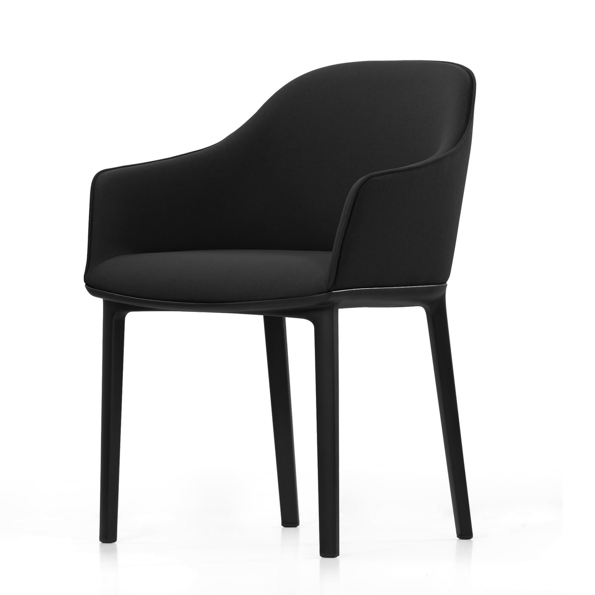 softshell chair von vitra connox. Black Bedroom Furniture Sets. Home Design Ideas