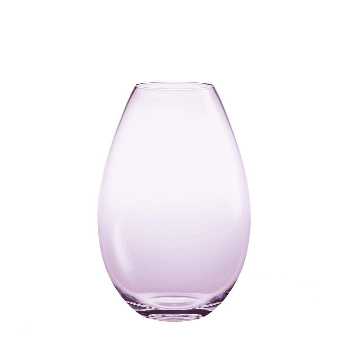 Cocoon vase von holmegaard im wohndesign shop for Wohndesign vasen
