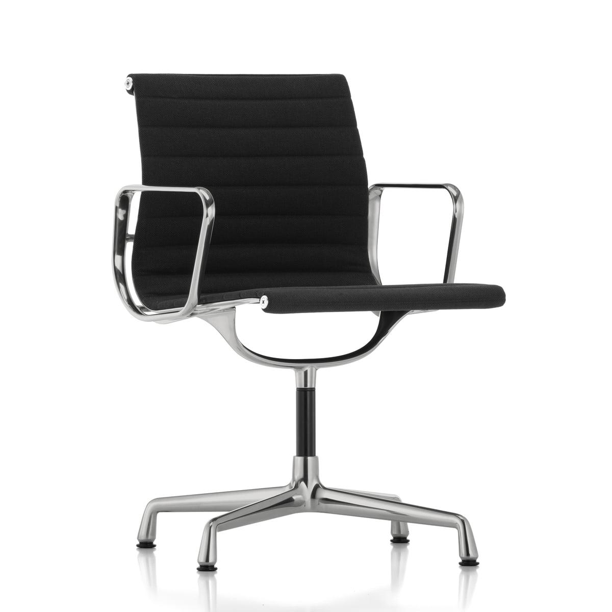 Bürostuhl Designklassiker Vitra aluminium ea 103 stuhl vitra connox