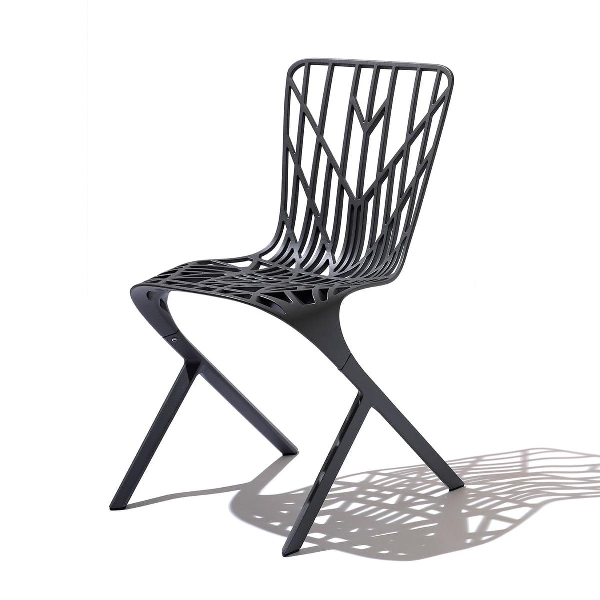 washington skeleton chair von knoll connox. Black Bedroom Furniture Sets. Home Design Ideas