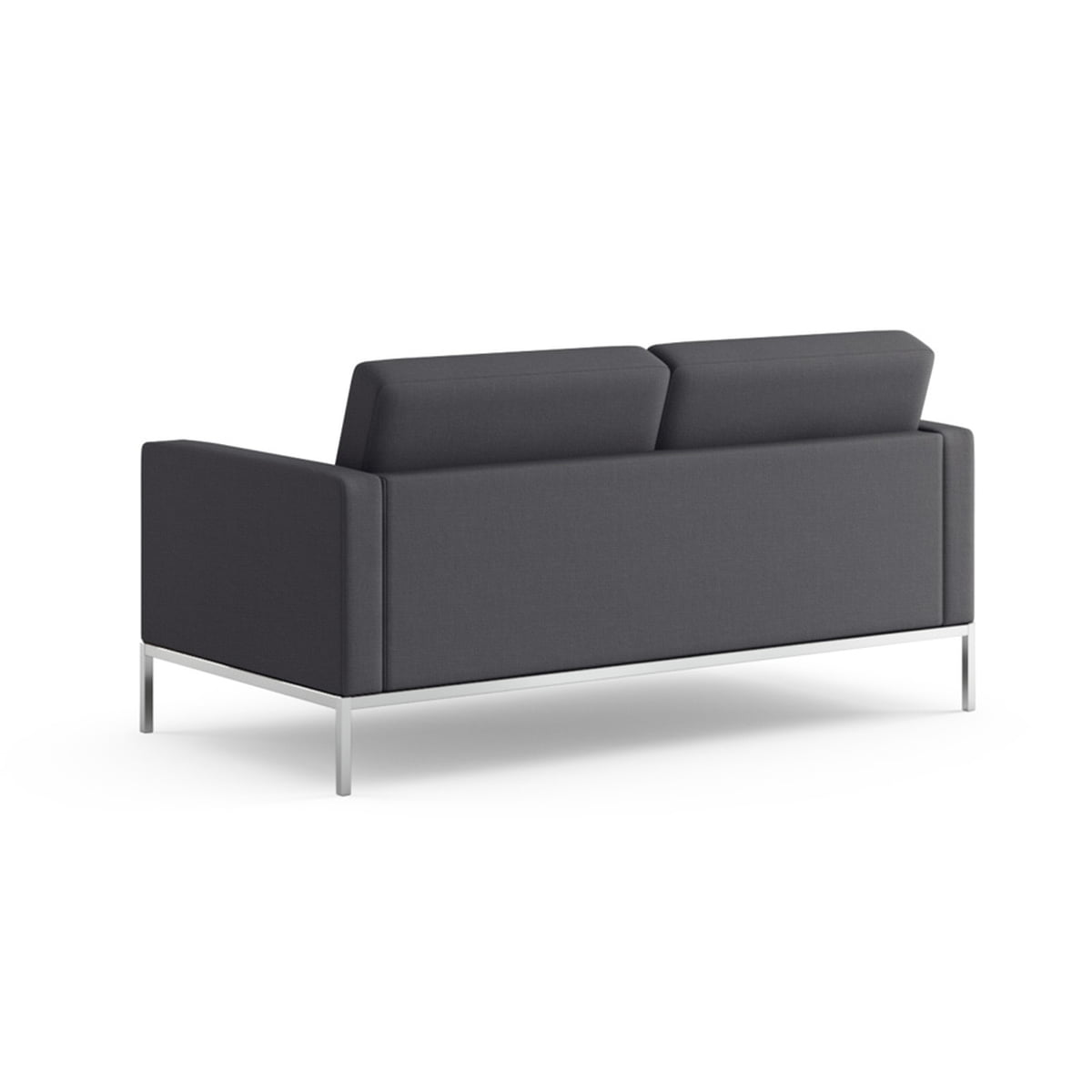 florence 2 sitzer sofa von knoll connox. Black Bedroom Furniture Sets. Home Design Ideas