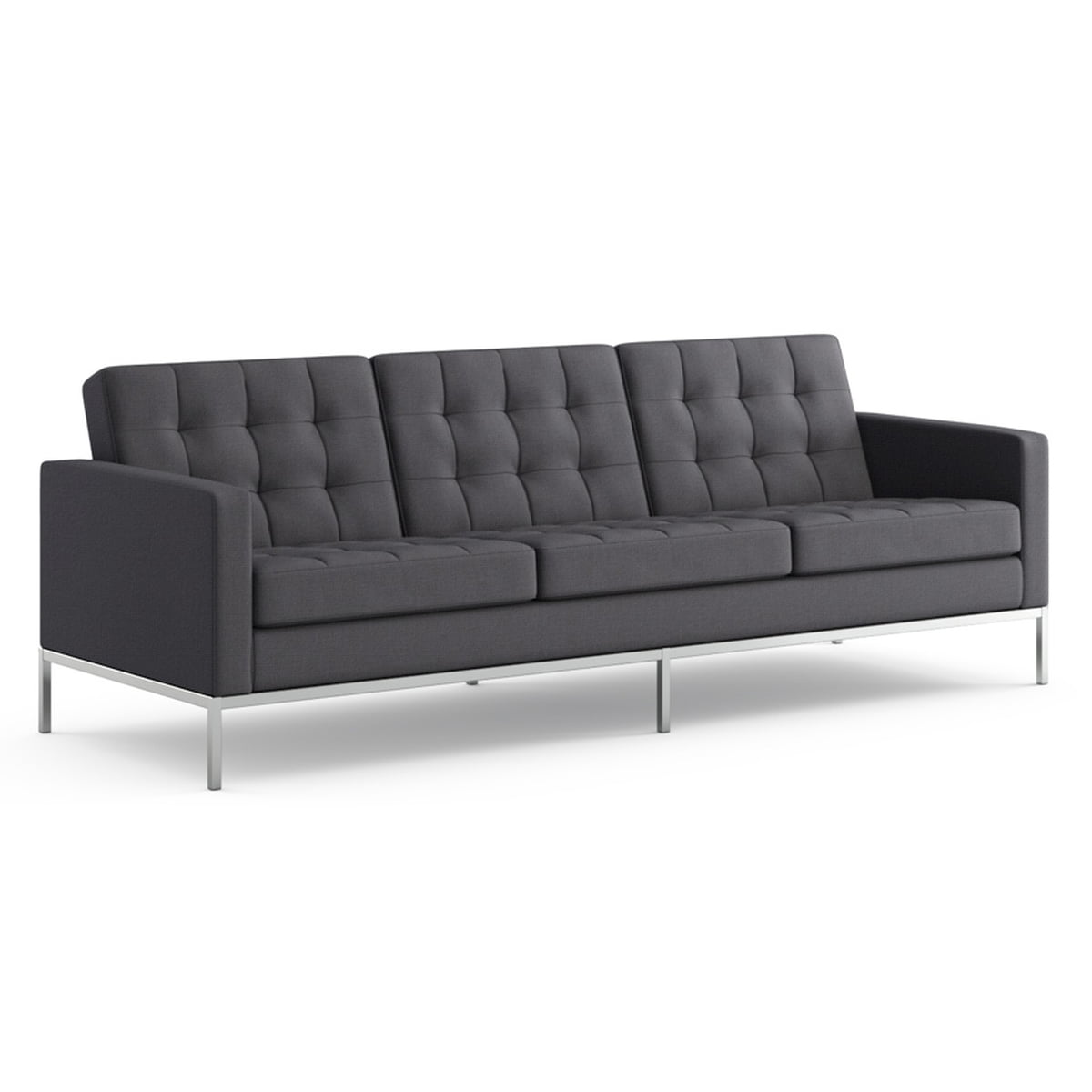 florence 3 sitzer sofa von knoll connox. Black Bedroom Furniture Sets. Home Design Ideas
