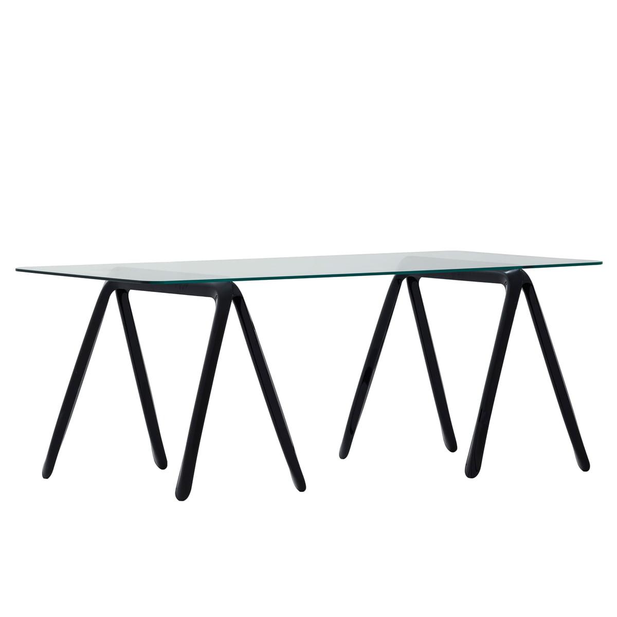 Tischb Cke Aus Stahl Von Zieta Jetzt Im Shop