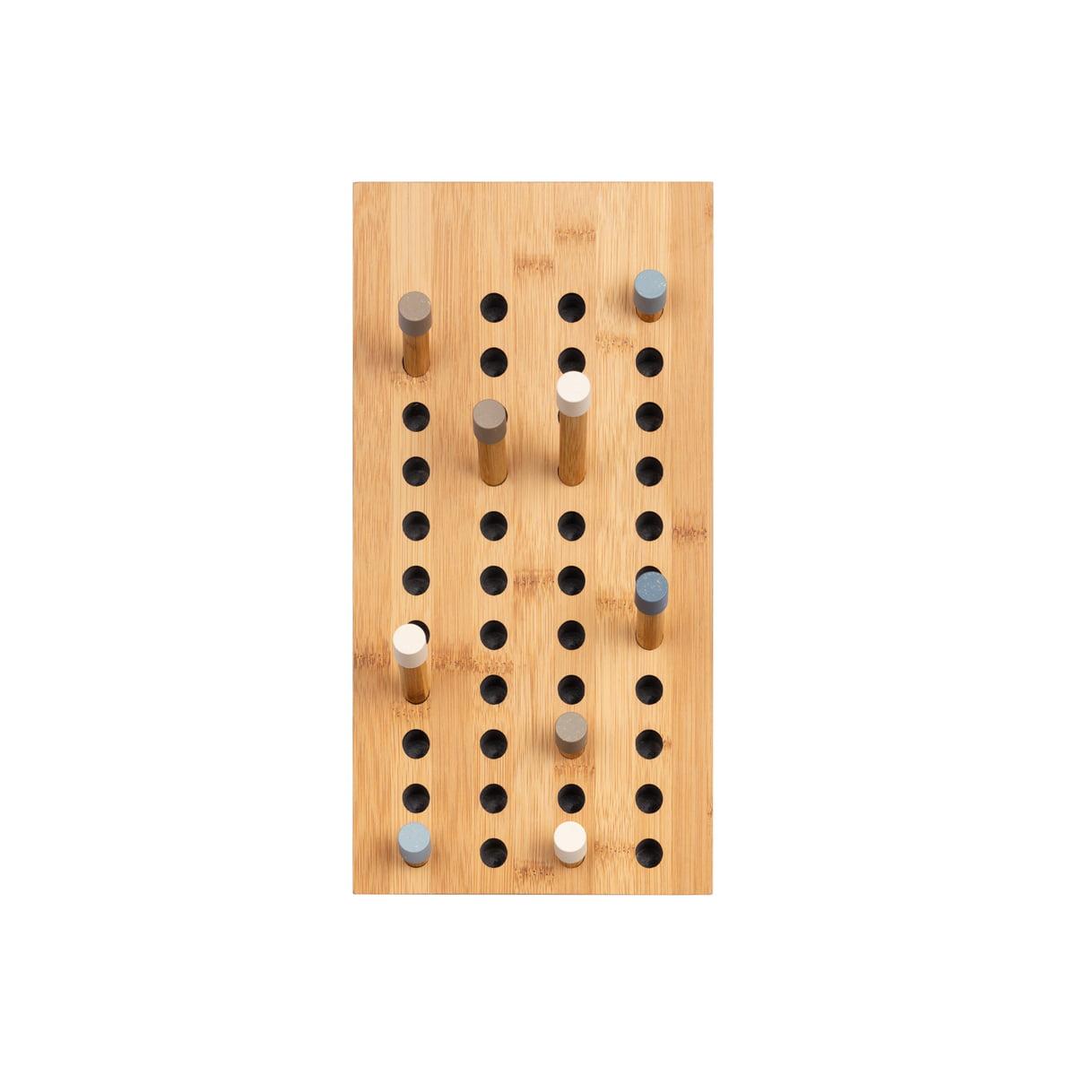 scoreboard garderobe von we do wood connox. Black Bedroom Furniture Sets. Home Design Ideas