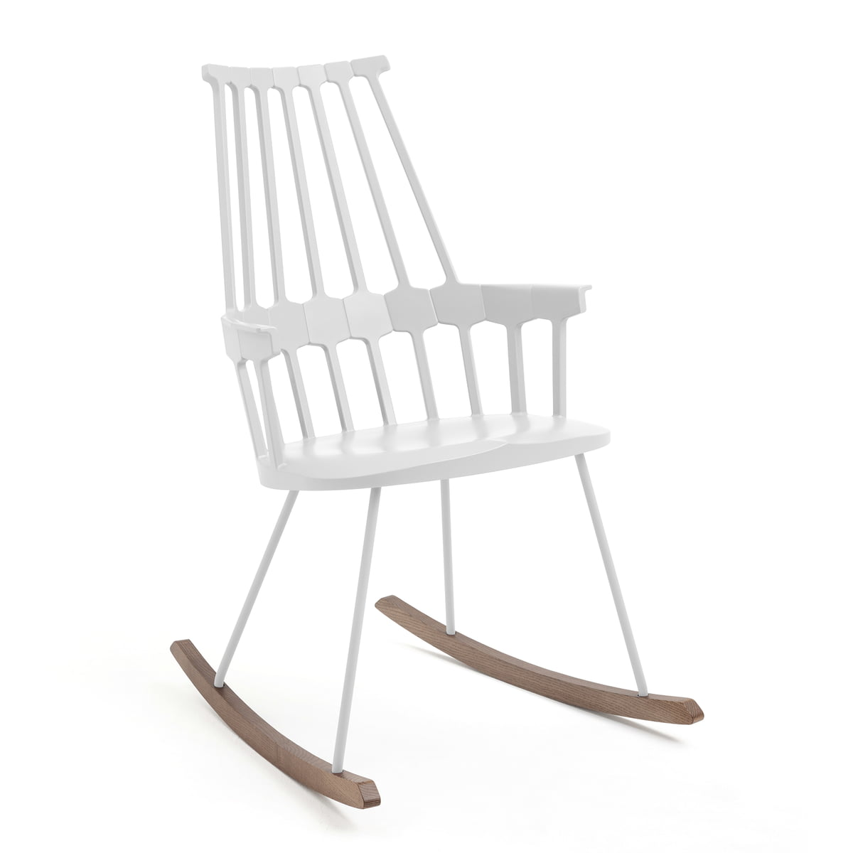 comback schaukelstuhl von kartell. Black Bedroom Furniture Sets. Home Design Ideas