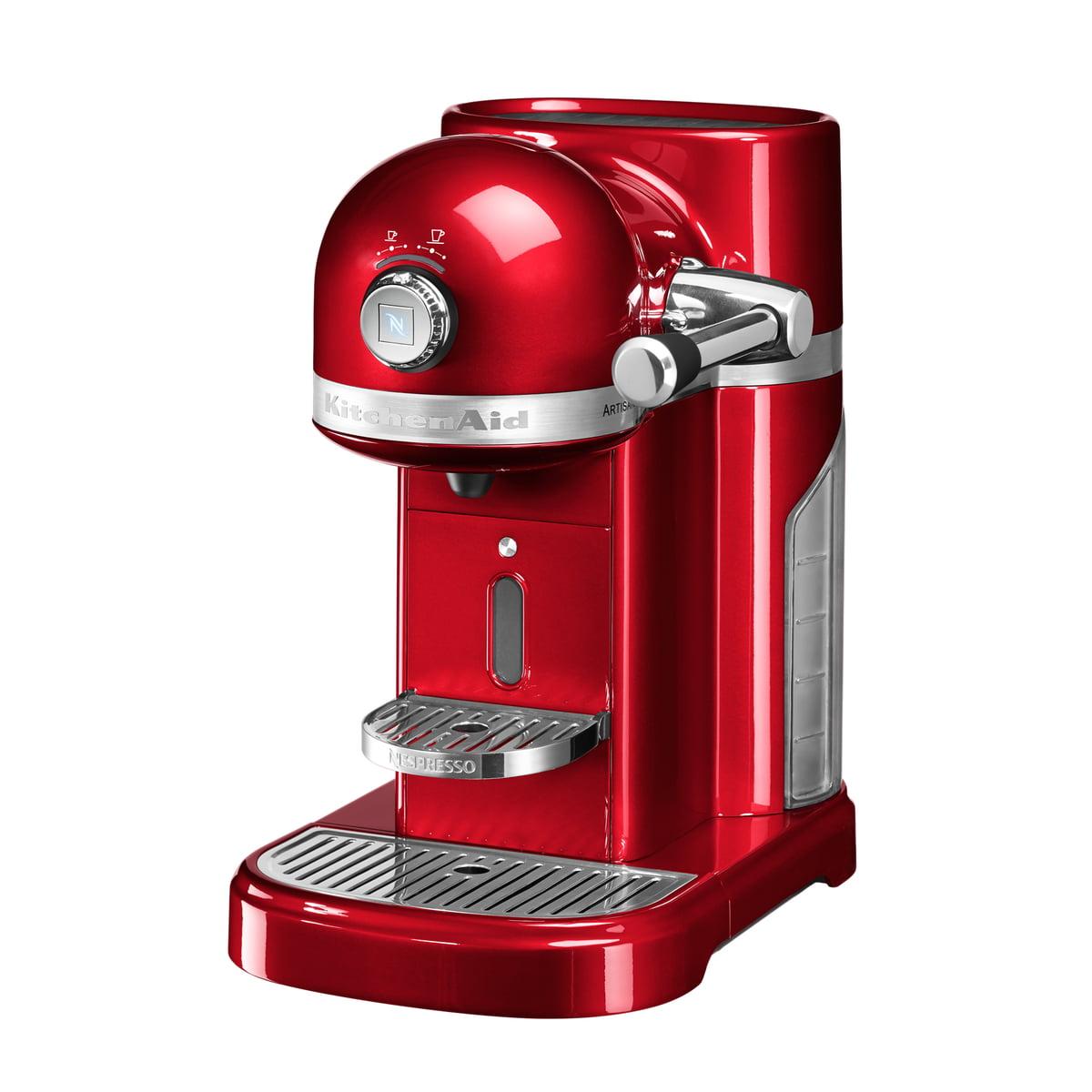 Artisan Nespresso Kaffeemaschine Connox Shop