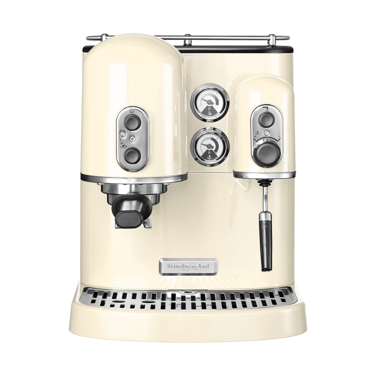 artisan espressomaschine von kitchenaid connox. Black Bedroom Furniture Sets. Home Design Ideas