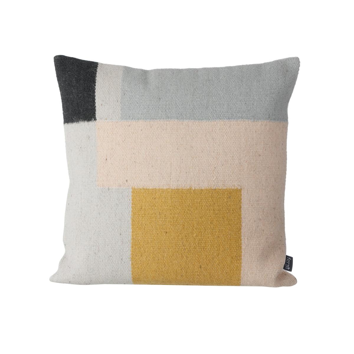 kelim cushion von ferm living im shop. Black Bedroom Furniture Sets. Home Design Ideas