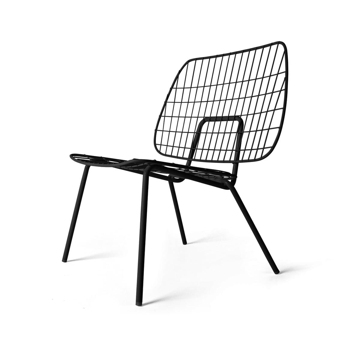 wm string lounge chair von menu connox shop. Black Bedroom Furniture Sets. Home Design Ideas