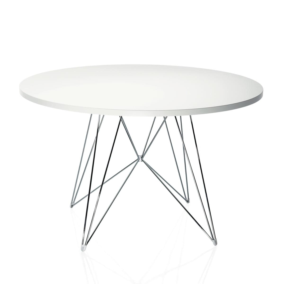 Tisch design rund  Tavolo XZ3 Tisch von Magis im Shop