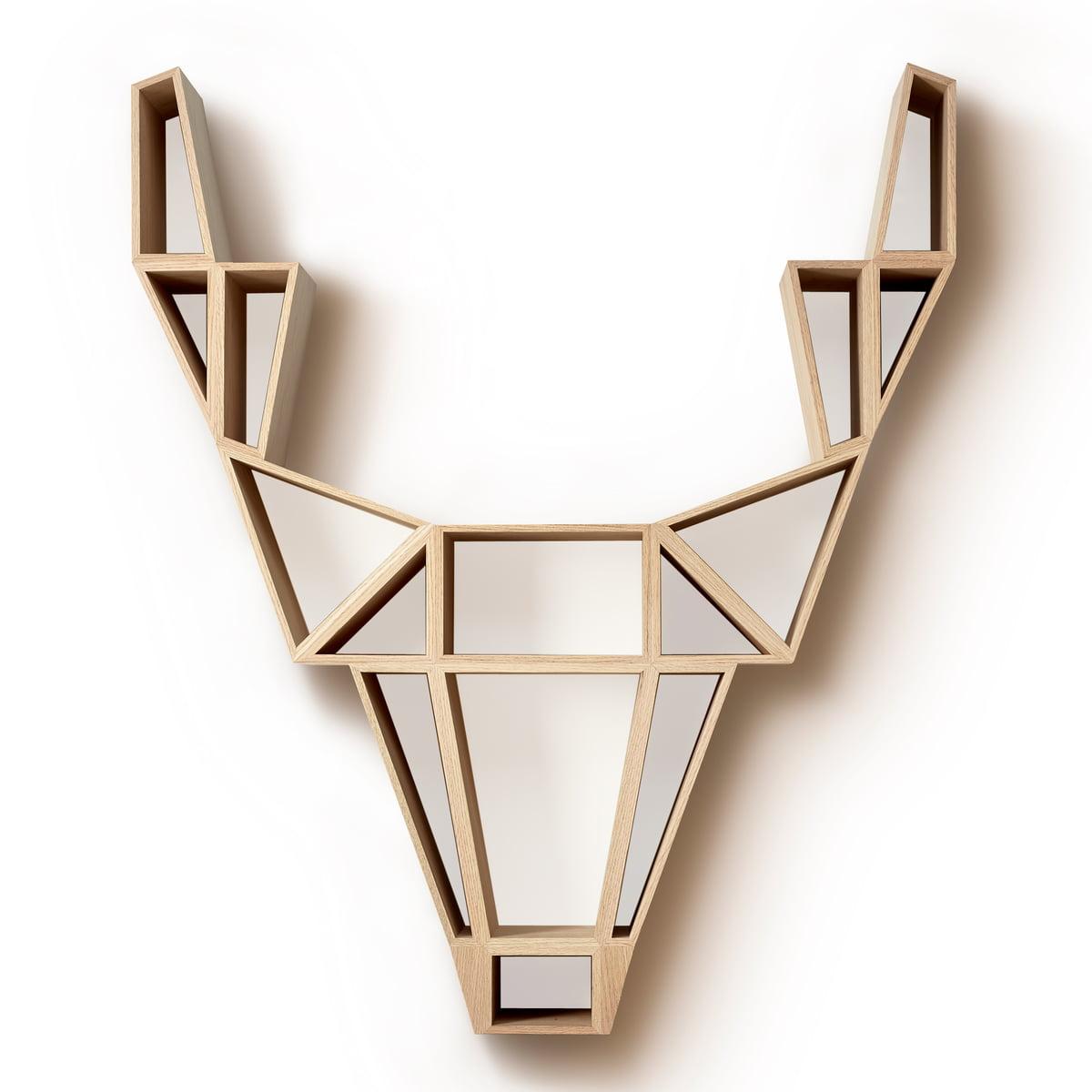 Deer Wood Regal Von Bedesign Connox