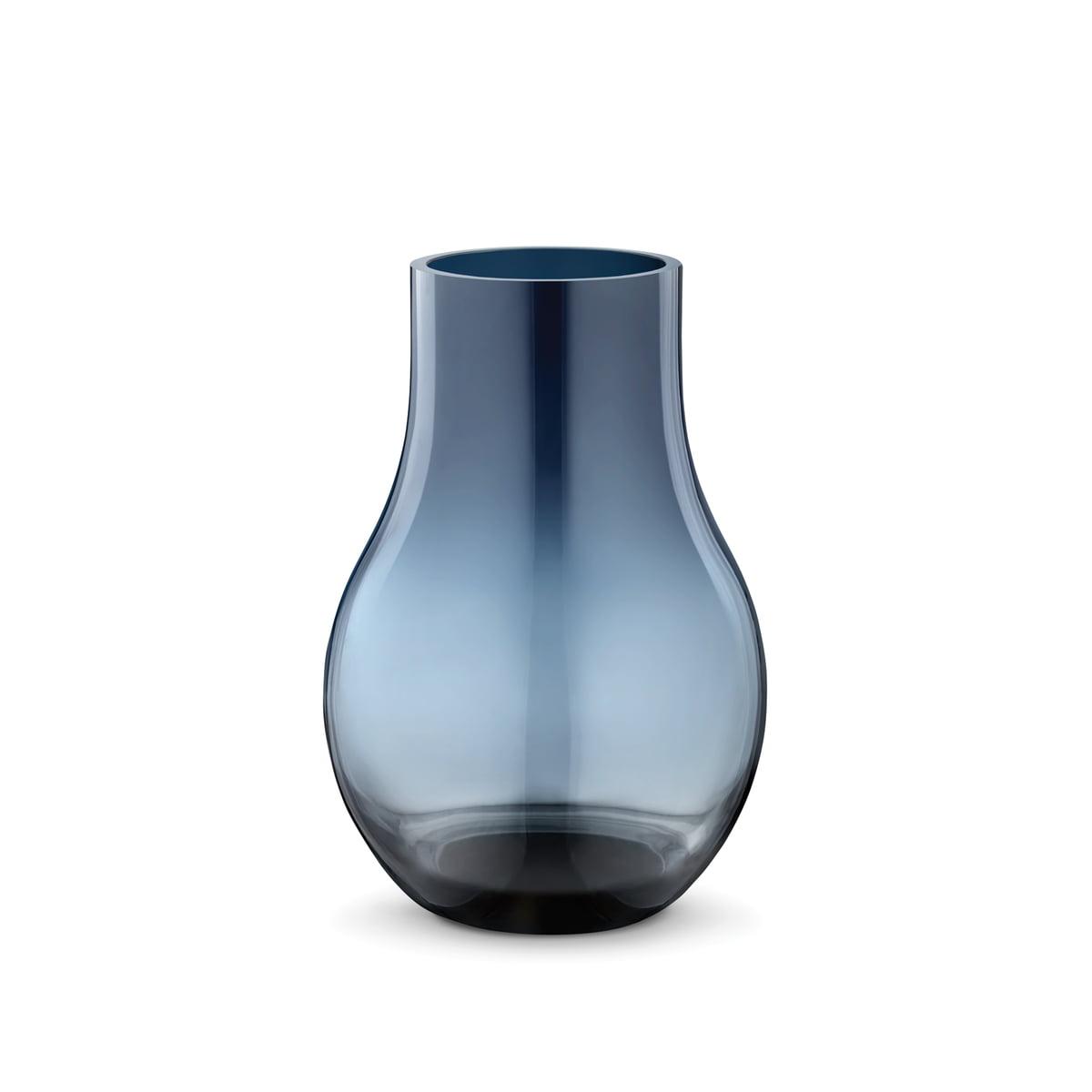 Cafu Vase aus Glas von Georg Jensen im Shop
