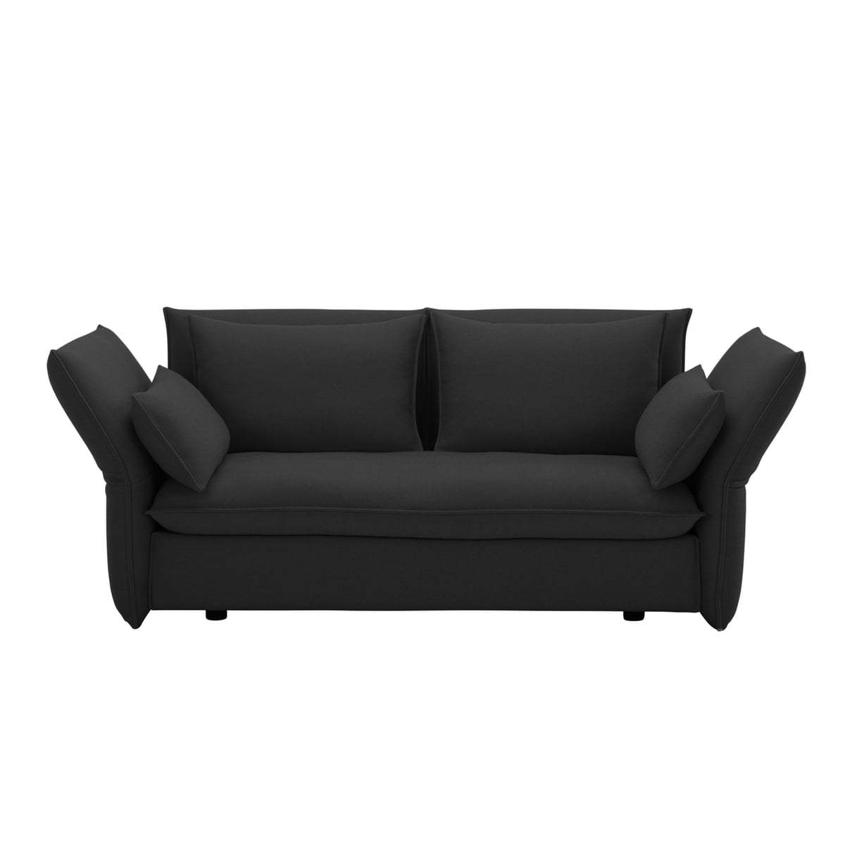 mariposa sofa 2 5 sitzer von vitra im shop. Black Bedroom Furniture Sets. Home Design Ideas