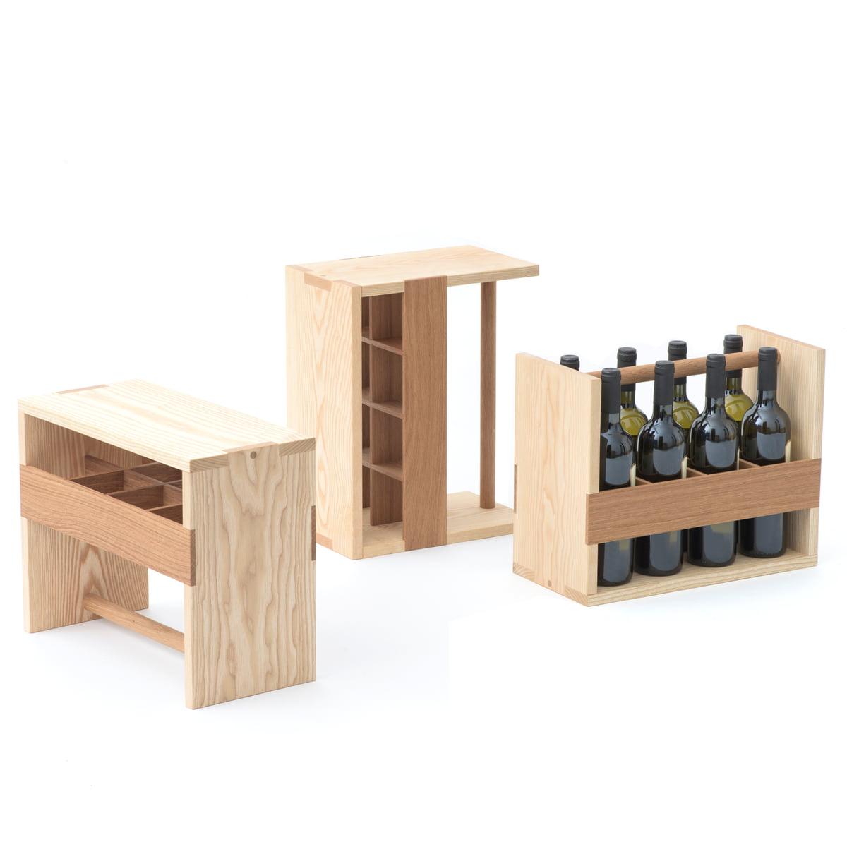 Bottle box von auerberg im wohndesign shop for Wohndesign shop
