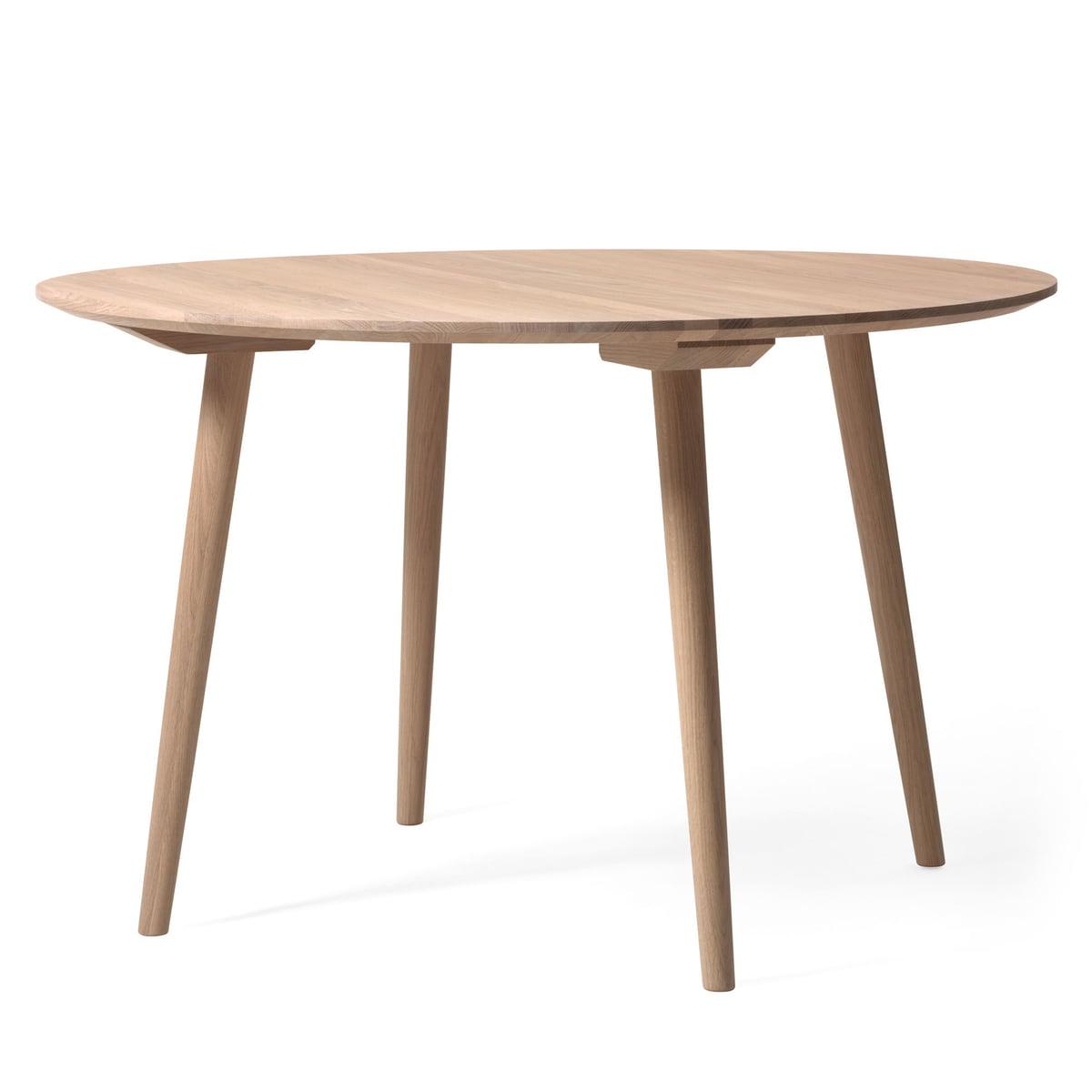 couchtisch eiche weis geolt, in between tisch sk4 von &tradition im shop, Design ideen
