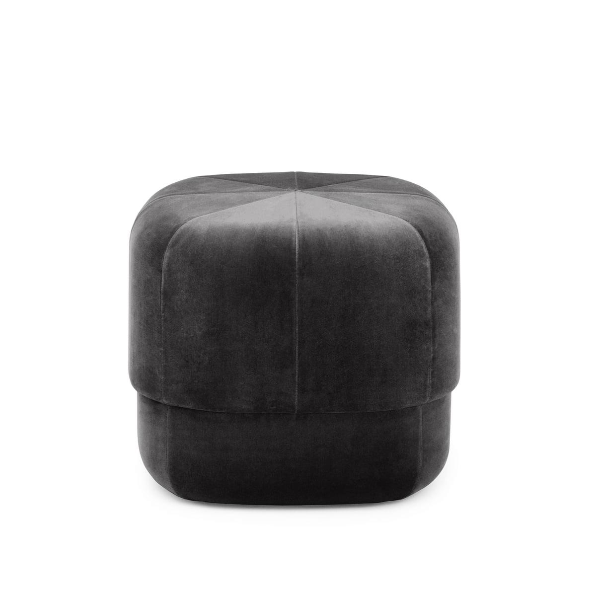 circus pouf klein von normann copenhagen. Black Bedroom Furniture Sets. Home Design Ideas