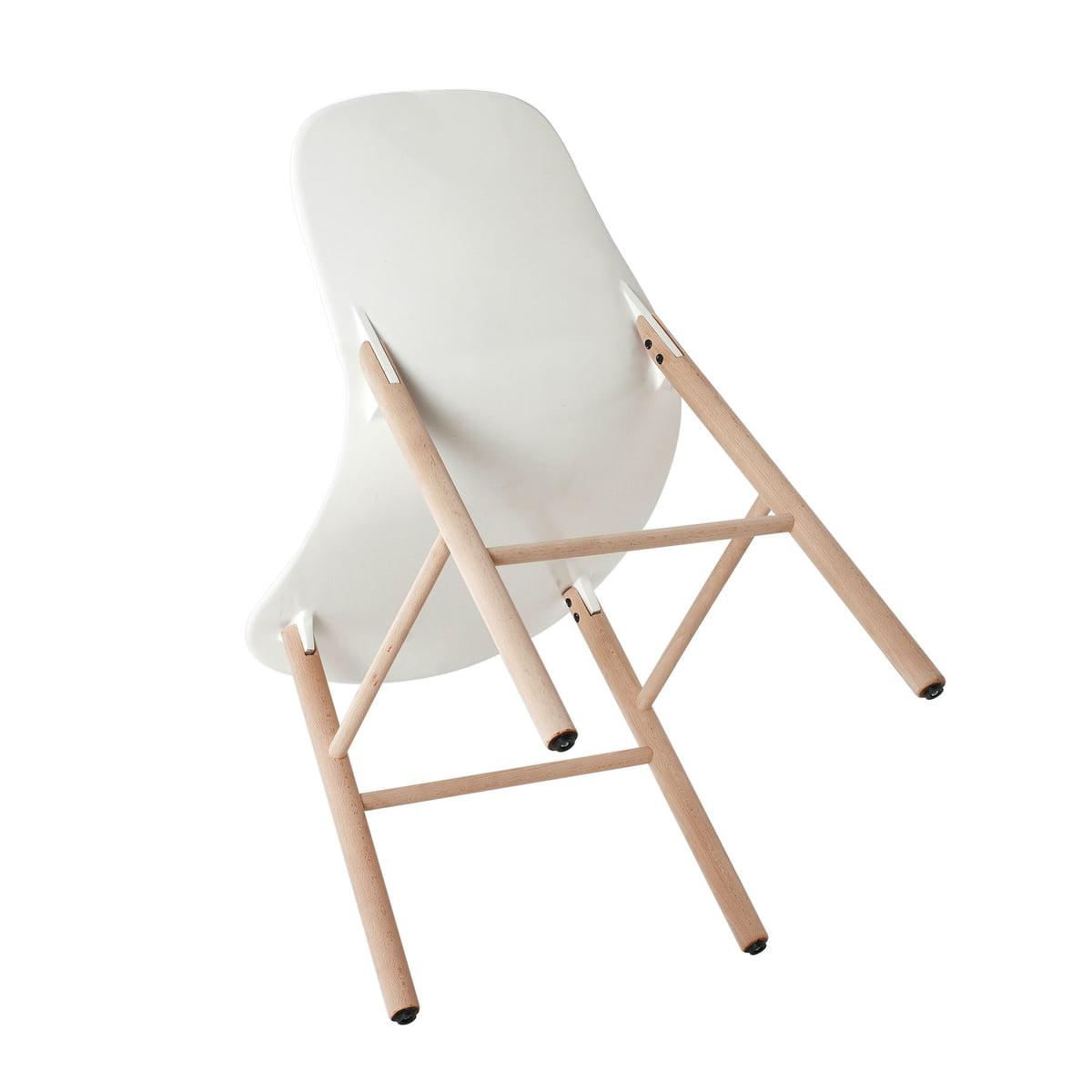 sharky stuhl von kristalia connox. Black Bedroom Furniture Sets. Home Design Ideas
