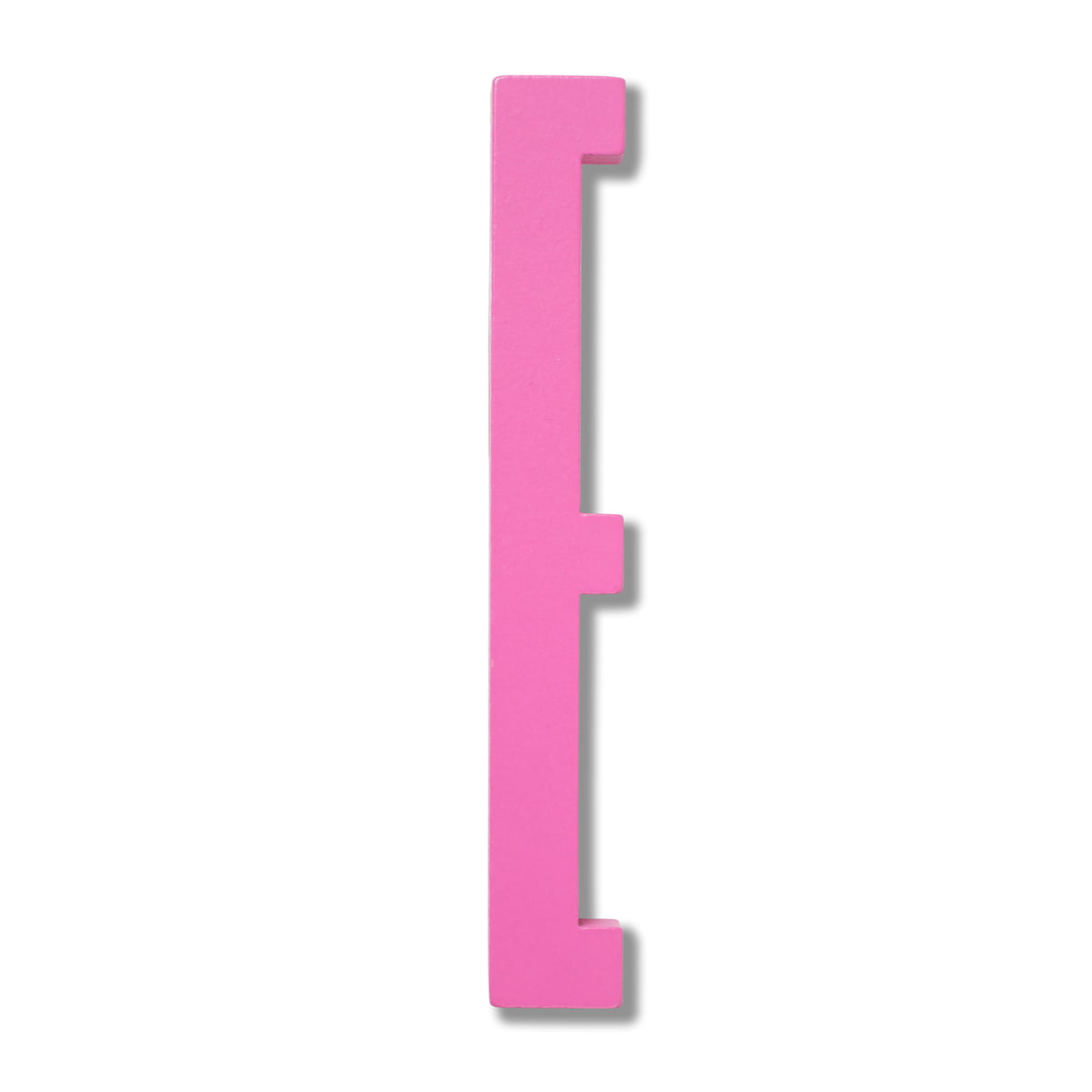Fesselnd Wooden Letters Indoor E Von Design Letters In Pink