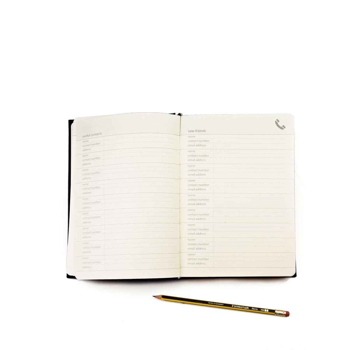 Reisetagebuch von Suck Uk jetzt im Wohndesign-Shop