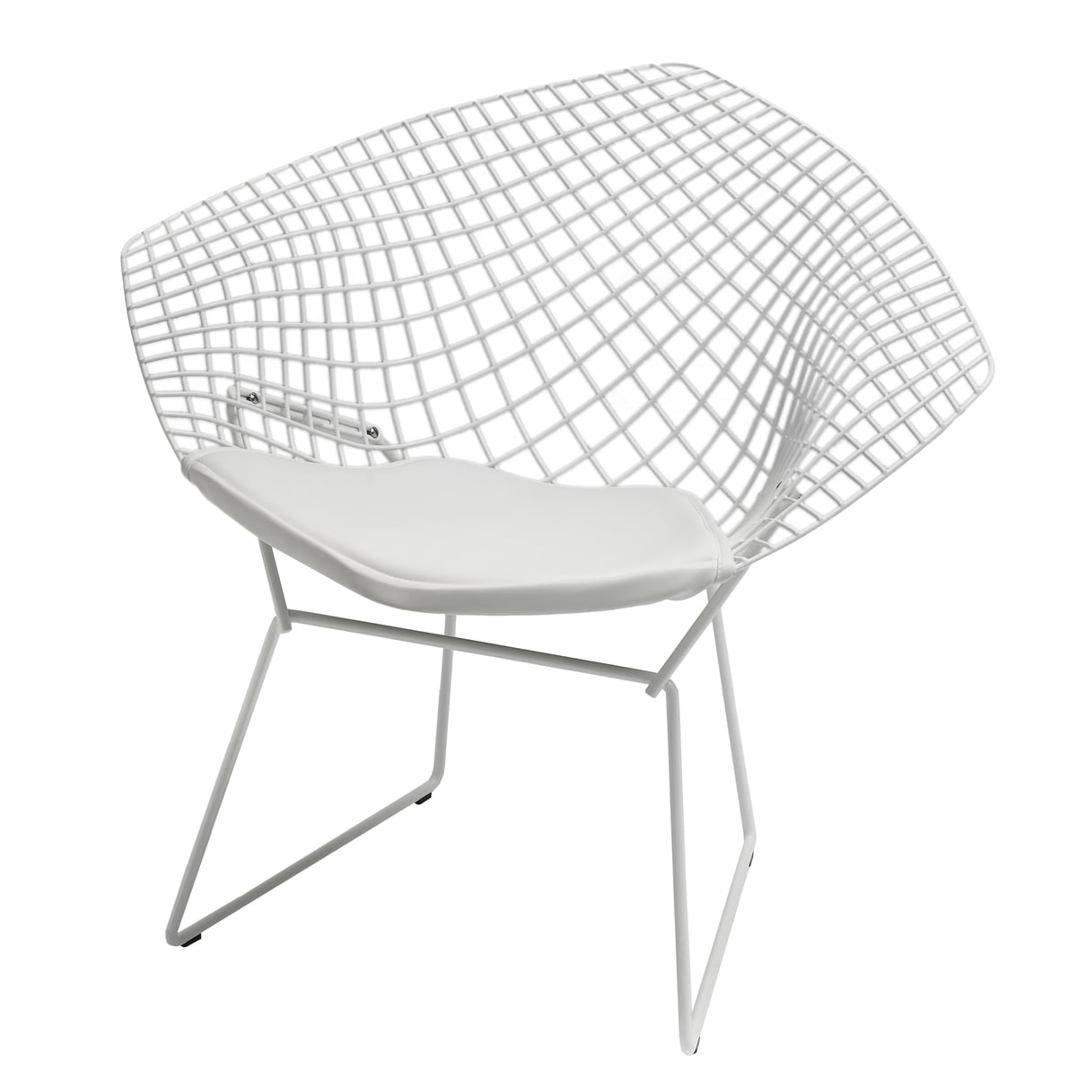 Bertoia Diamond Outdoor Sessel Von Knoll Connox