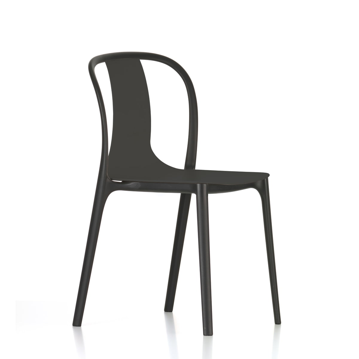 belleville chair plastic von vitra im shop. Black Bedroom Furniture Sets. Home Design Ideas