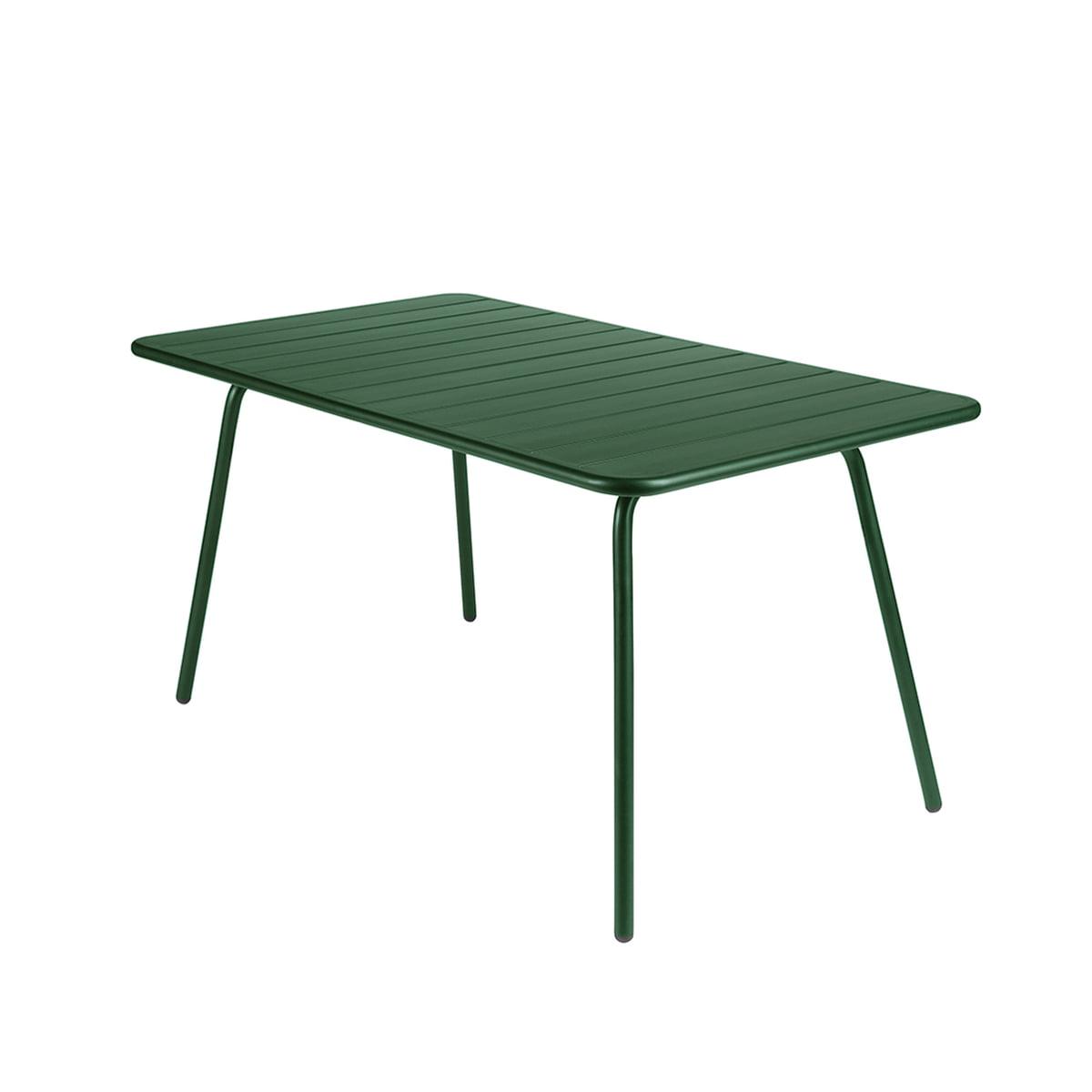 Luxembourg Tisch Von Fermob Connox
