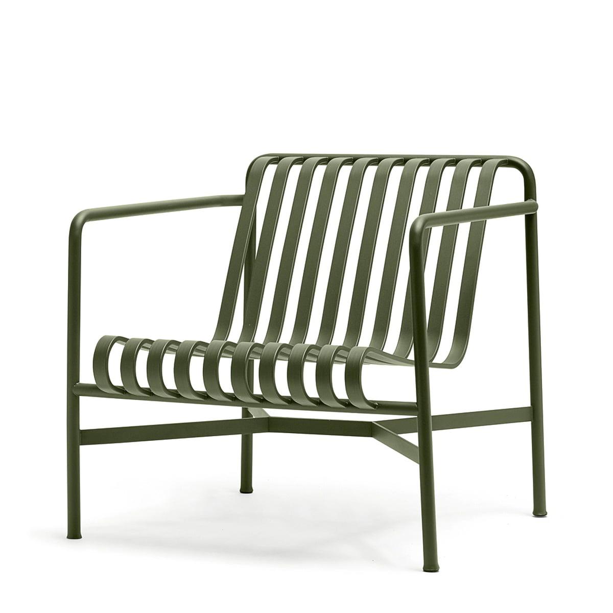 Palissade Lounge Chair Low Von Hay Connox