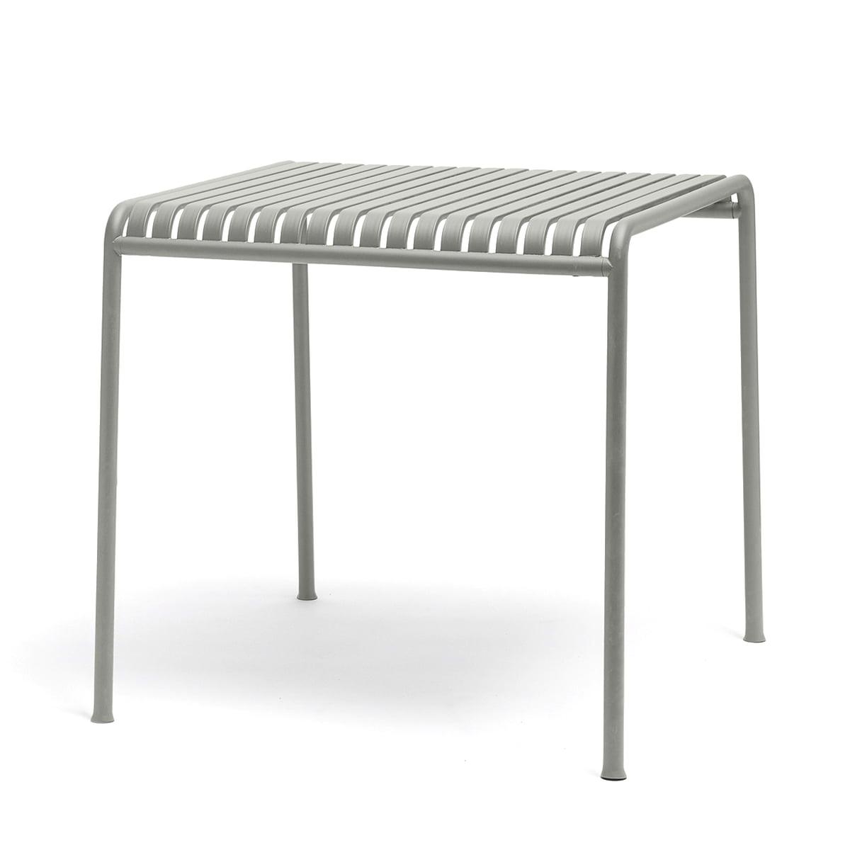 palissade tisch quadratisch von hay connox. Black Bedroom Furniture Sets. Home Design Ideas