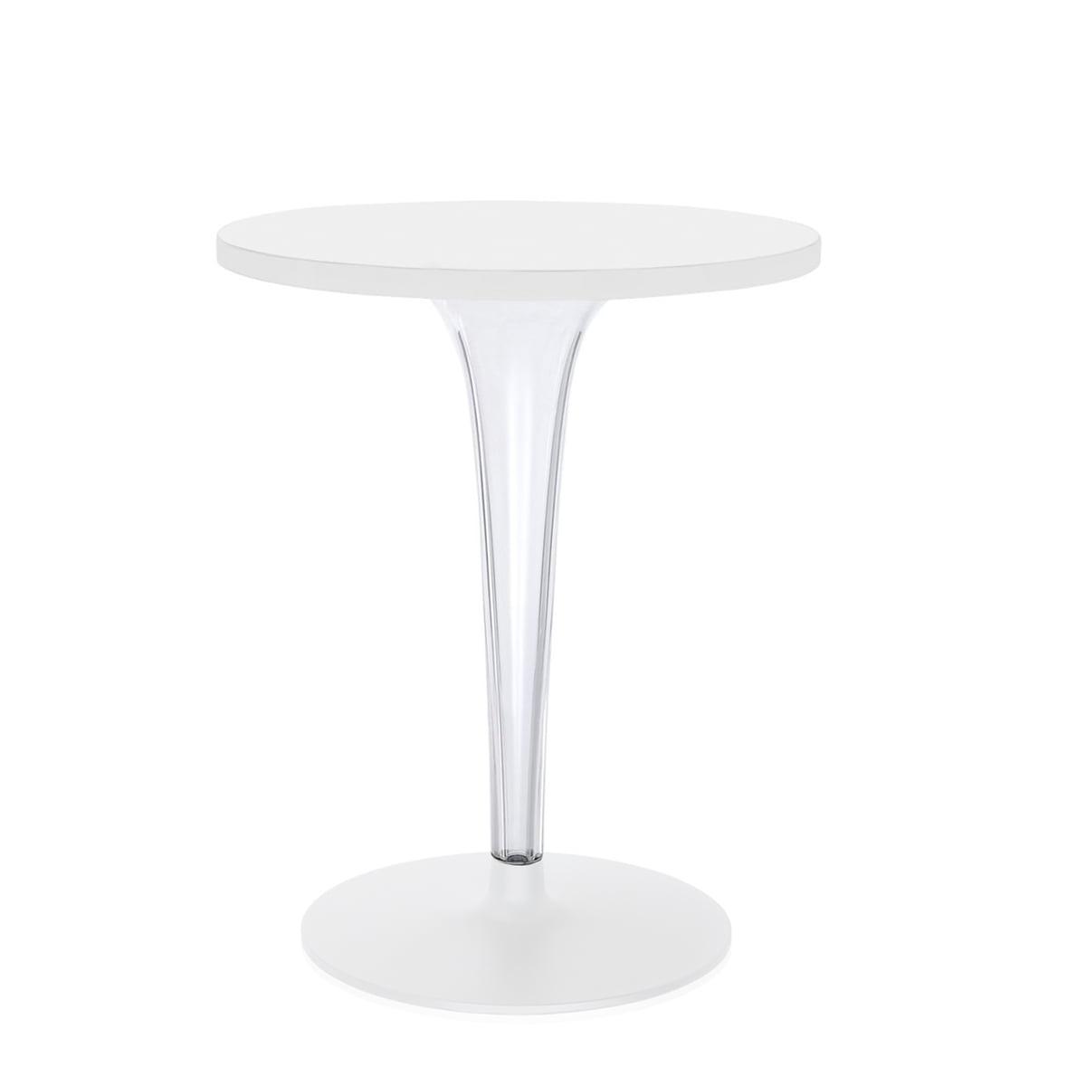 kartell top top tisch von kartell im shop. Black Bedroom Furniture Sets. Home Design Ideas