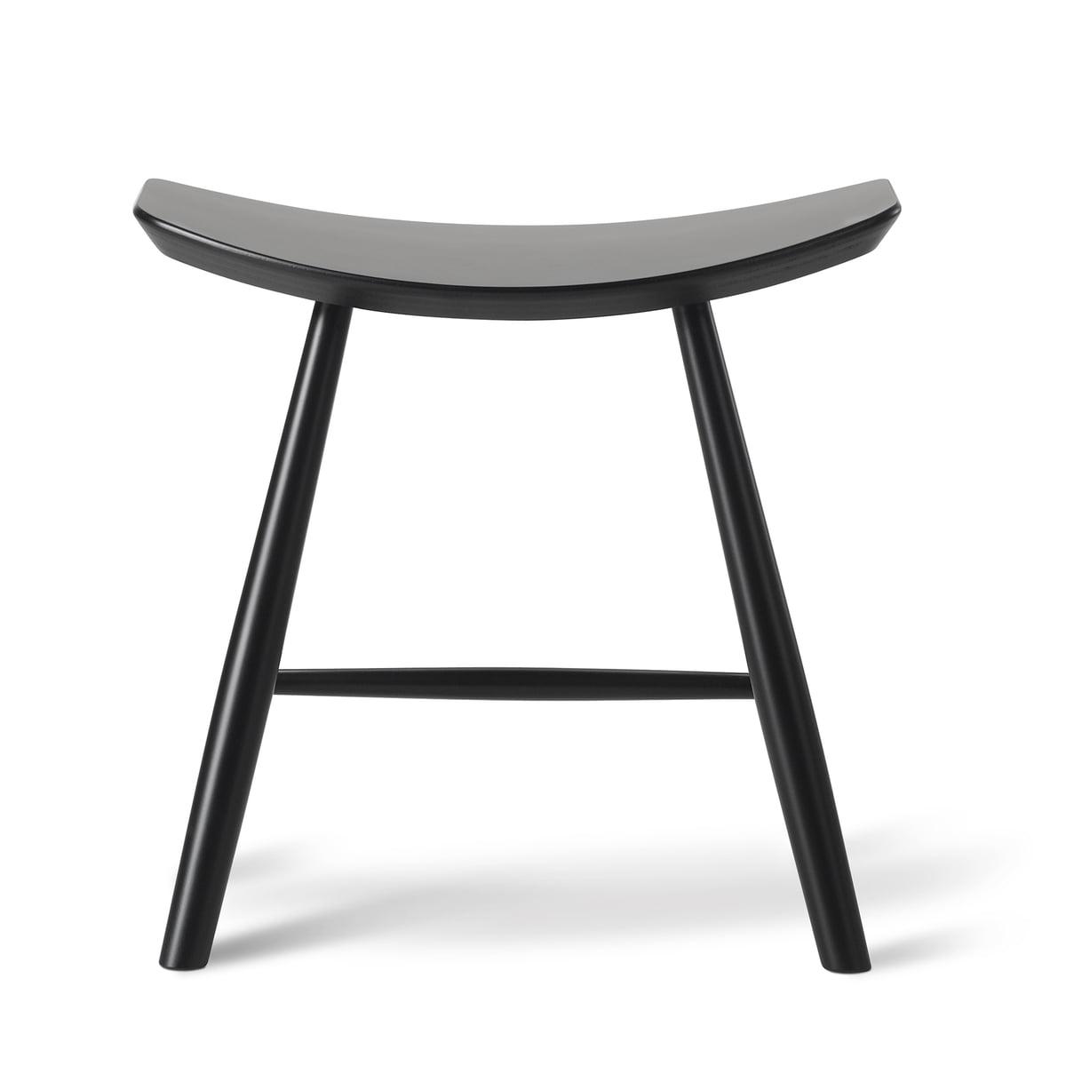 j63 hocker von fredericia im shop. Black Bedroom Furniture Sets. Home Design Ideas