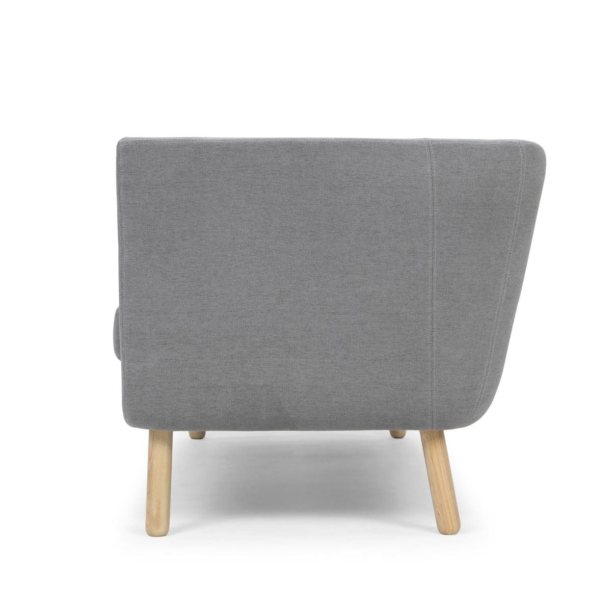 Nest sofa von design house stockholm for Sofa von der seite