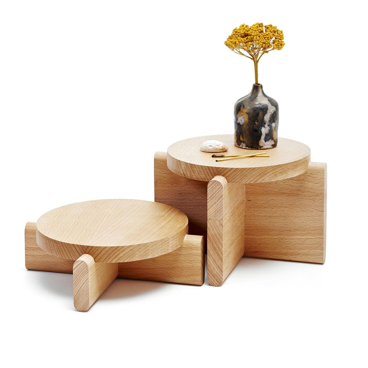 pflanzen podest set von areaware im shop. Black Bedroom Furniture Sets. Home Design Ideas