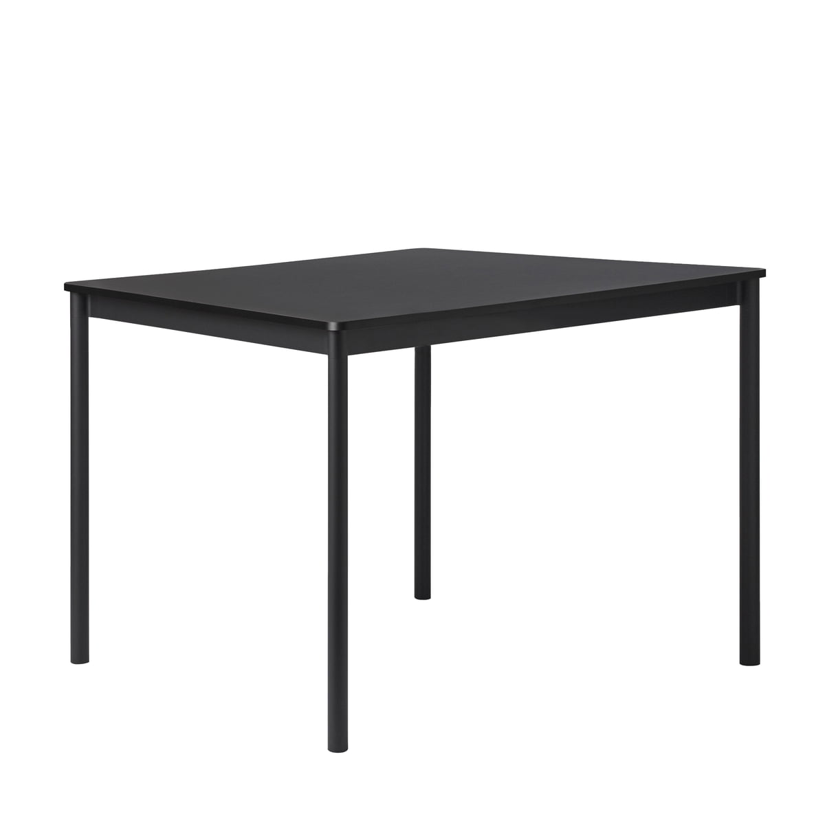 base table von muuto 140 x 80 cm im shop. Black Bedroom Furniture Sets. Home Design Ideas