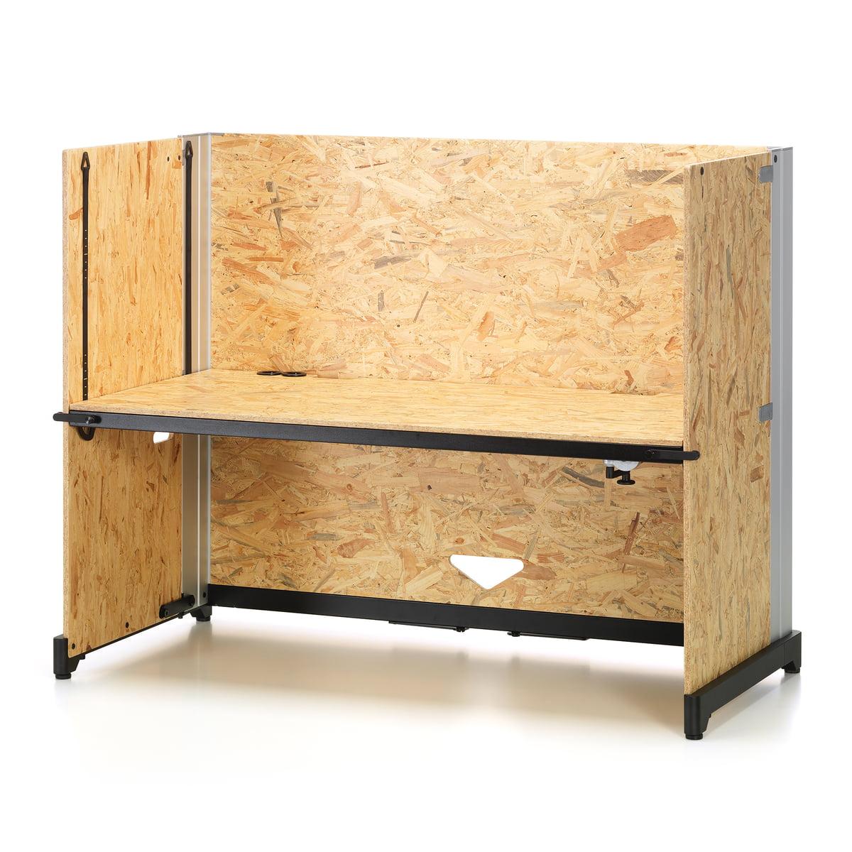 hack schreibtisch von vitra im shop kaufen. Black Bedroom Furniture Sets. Home Design Ideas