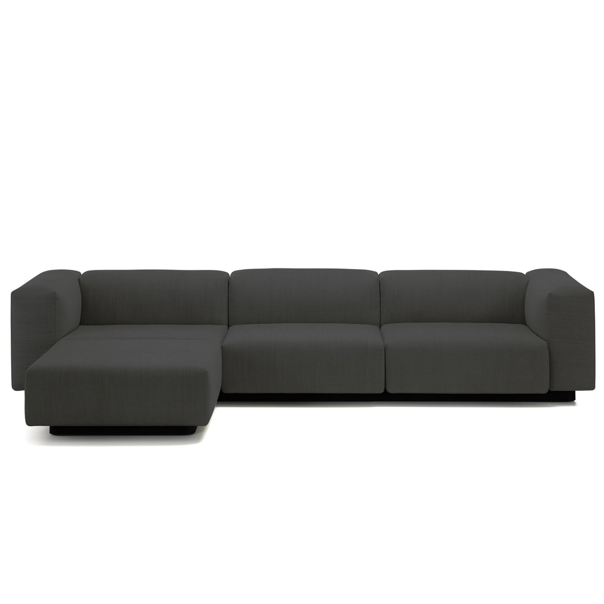Soft Modular Ecksofa von Vitra online kaufen on chaise recliner chair, chaise sofa sleeper, chaise furniture,