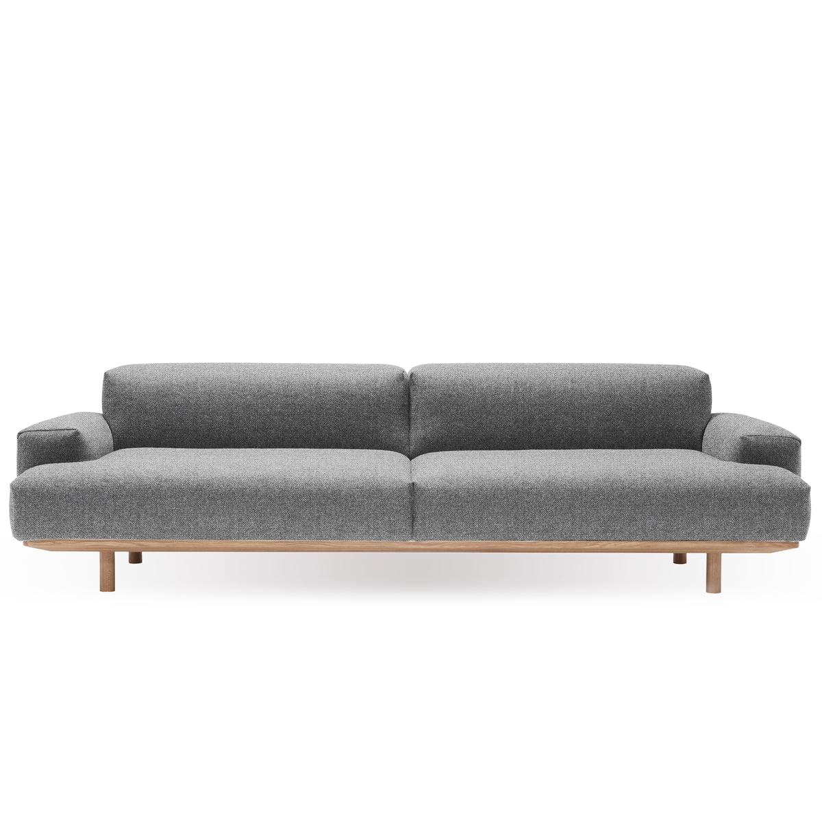 Reason-Sofa 2,5-Sitzer von bruunmunch im Shop