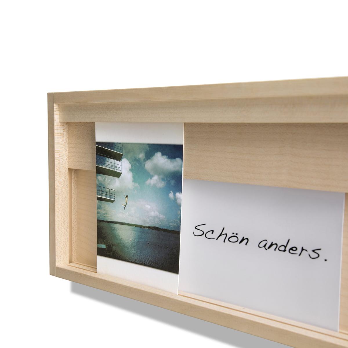 Karten- & Bilderrahmen von side by side kaufen