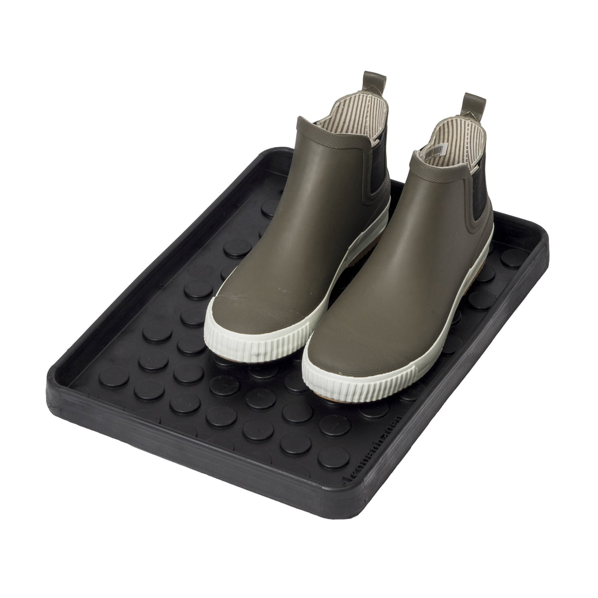 Shoe an boot tray tica copenhagen 28x38 cm Dots