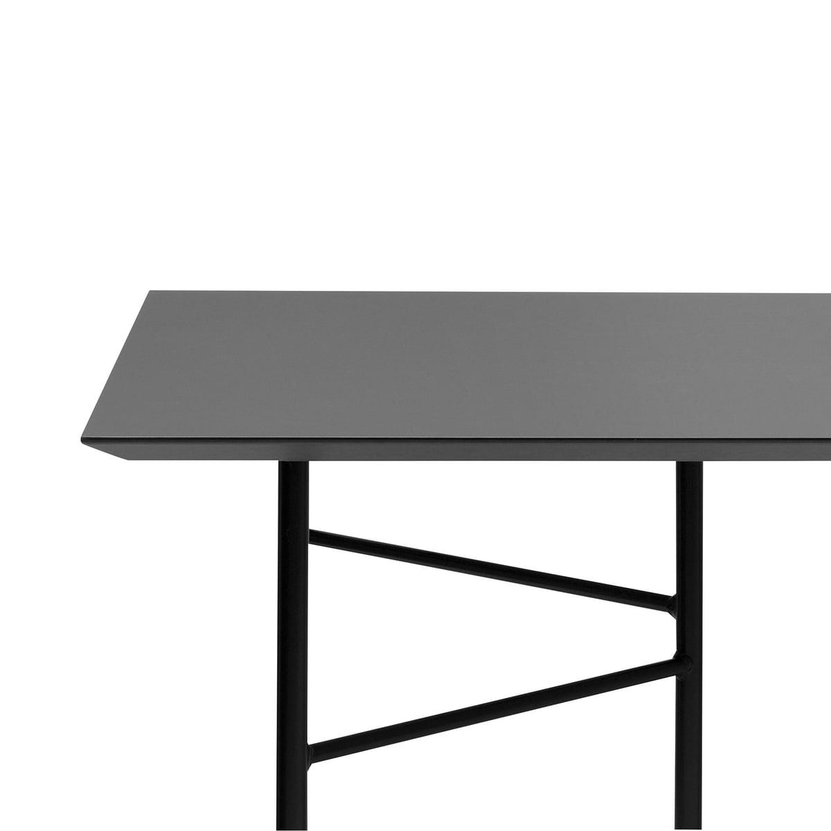 mingle tischplatte linoleum von ferm living connox. Black Bedroom Furniture Sets. Home Design Ideas