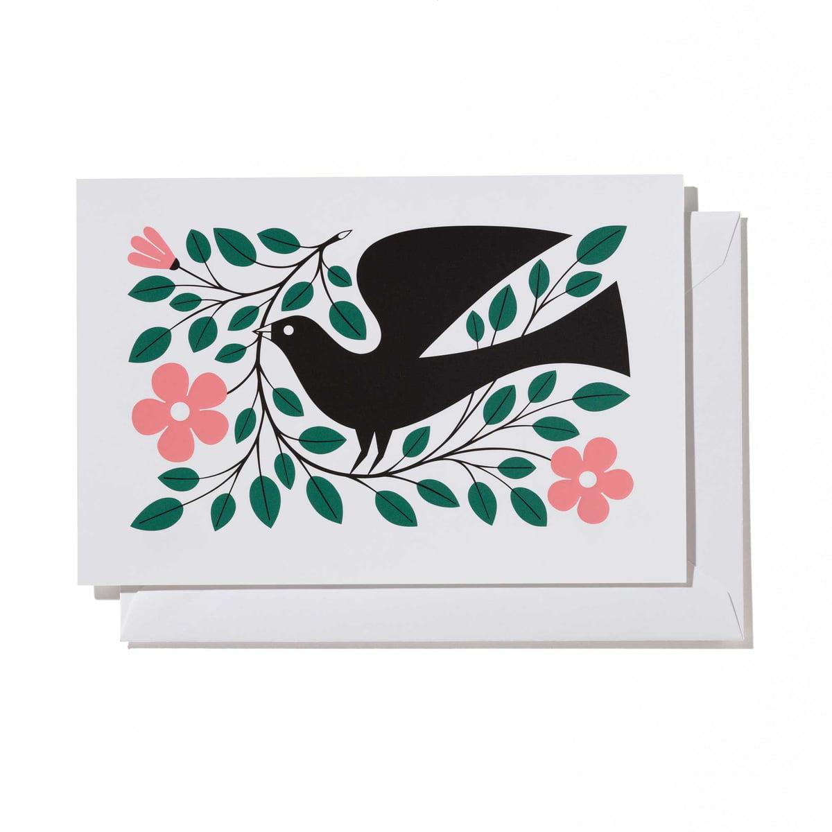 Greeting Cards Dove Von Vitra