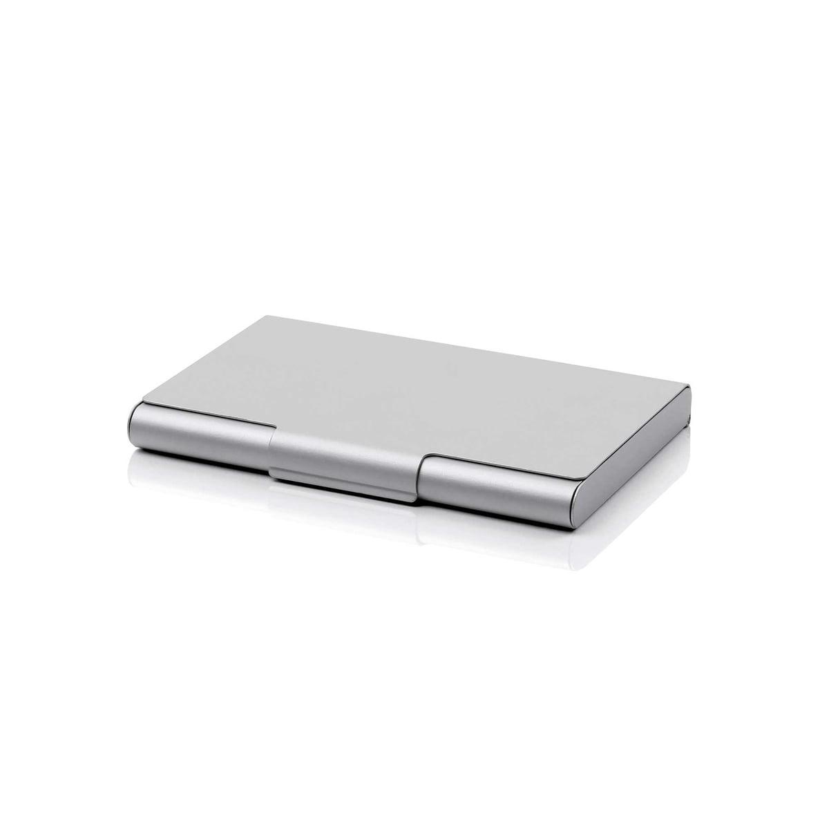Card Box Von Lexon Aus Aluminium