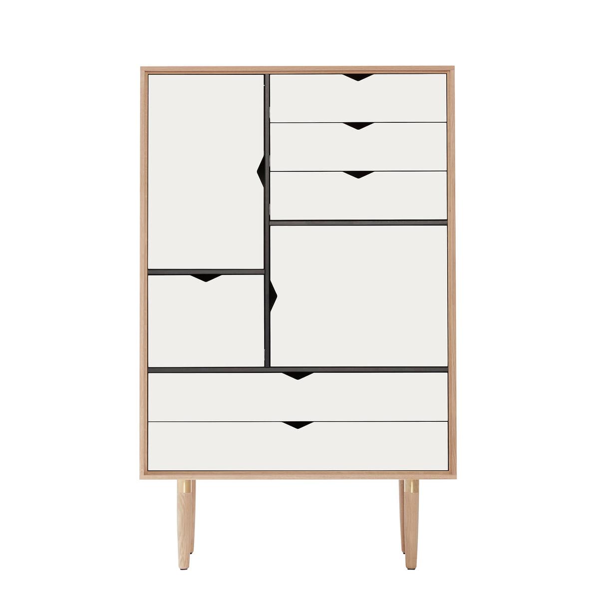 s5 kommode einfarbig von andersen furniture. Black Bedroom Furniture Sets. Home Design Ideas