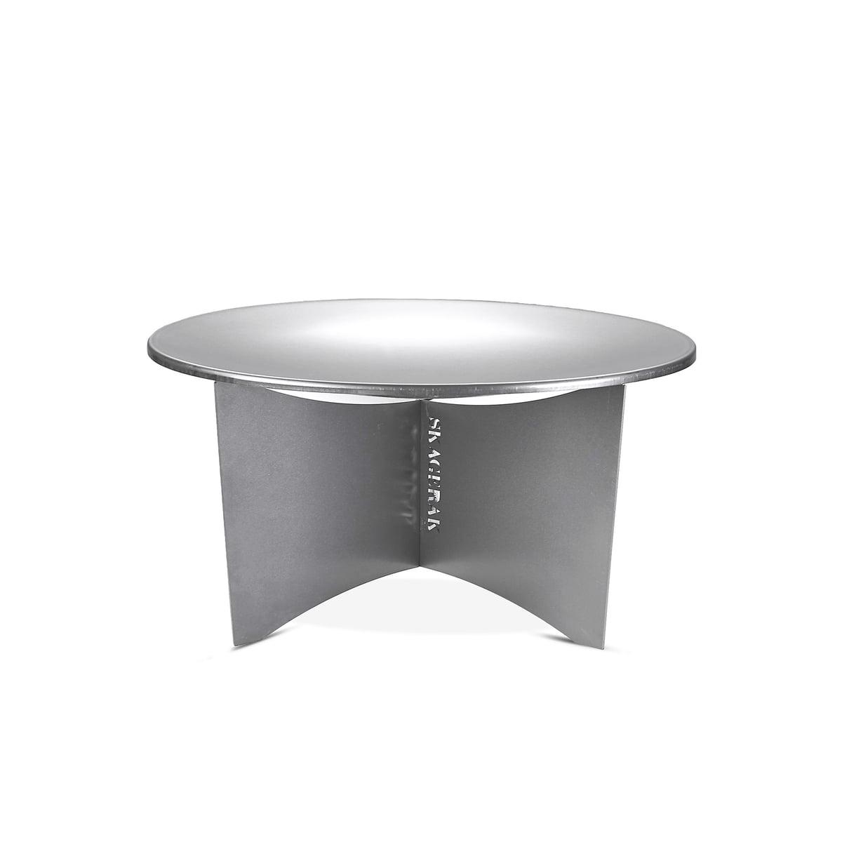 flame firebowl feuerstelle von skagerak. Black Bedroom Furniture Sets. Home Design Ideas
