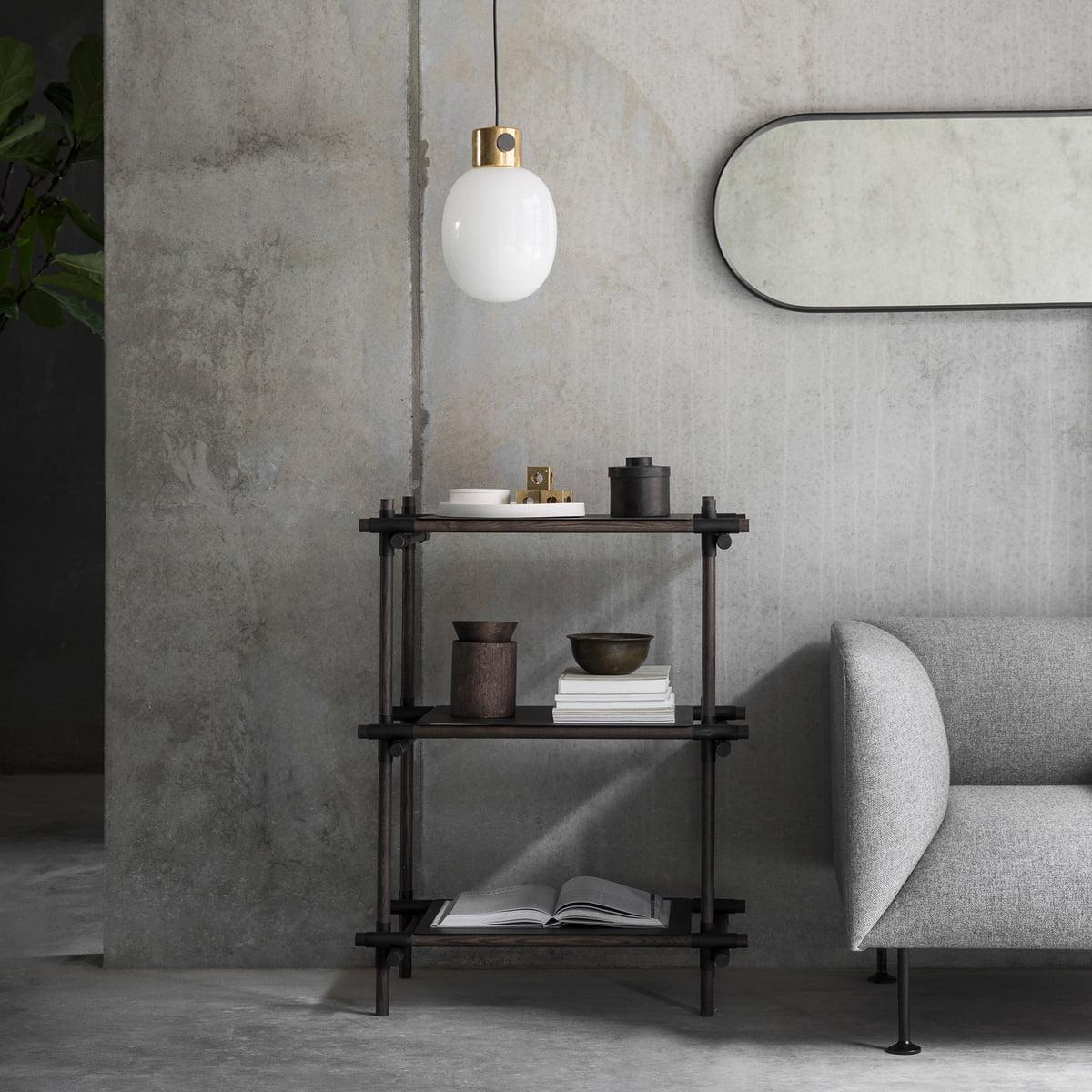 Norm Oval Wandspiegel von Menu | Connox Shop