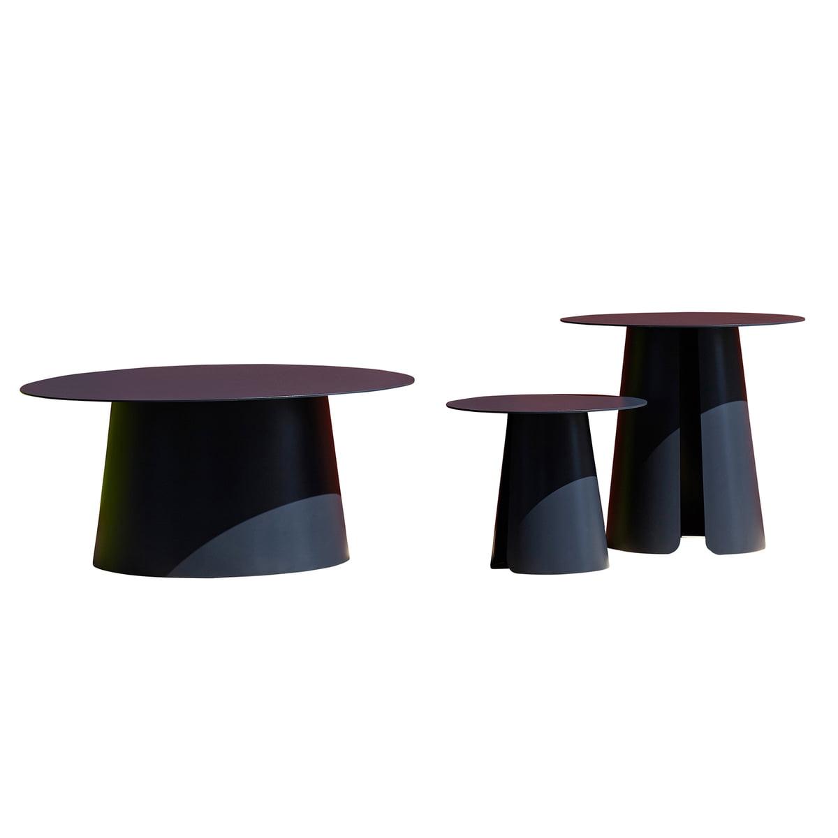 feel beistelltisch von jan kurtz connox. Black Bedroom Furniture Sets. Home Design Ideas