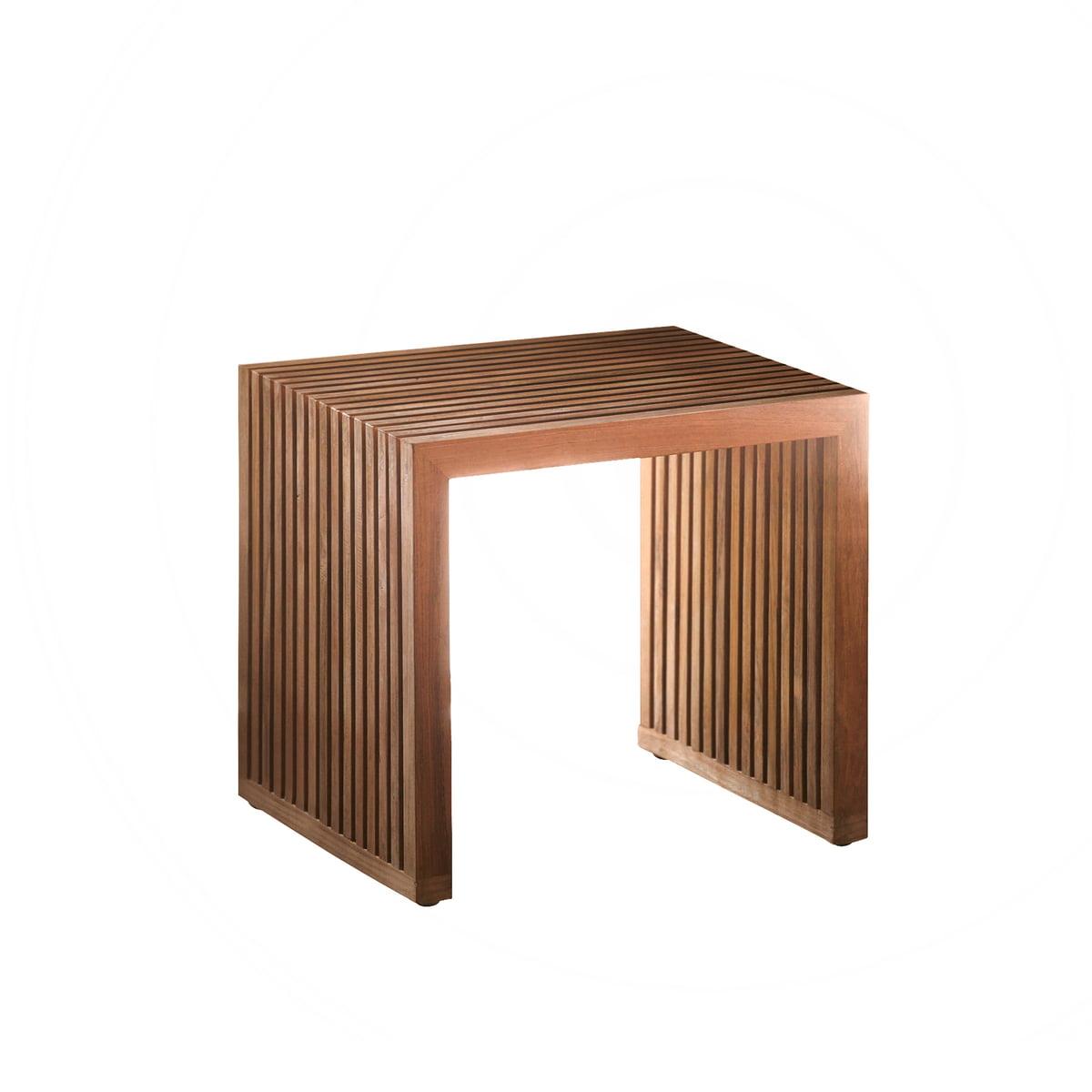 tivoli hocker von jan kurtz connox shop. Black Bedroom Furniture Sets. Home Design Ideas